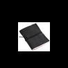 Carnet de voyage noir - 9x13cm